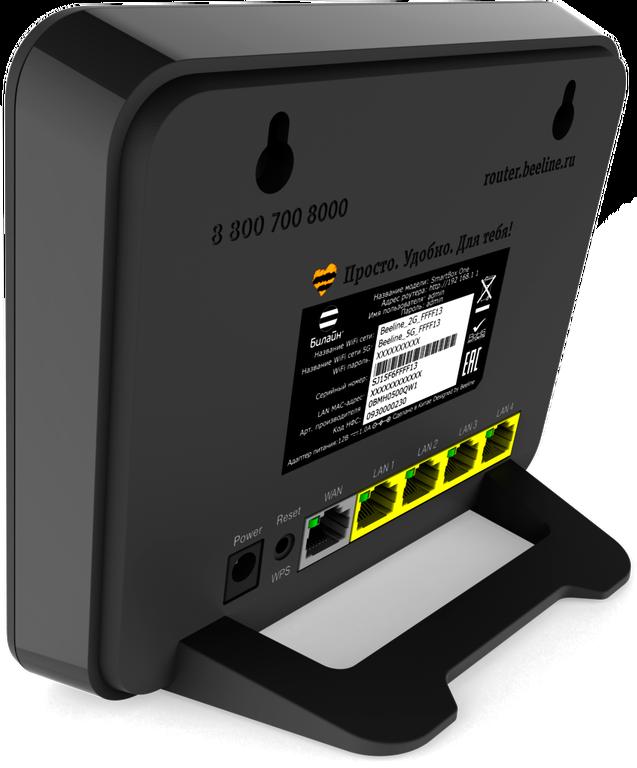 Smart Box от Билайн | Настройка оборудования